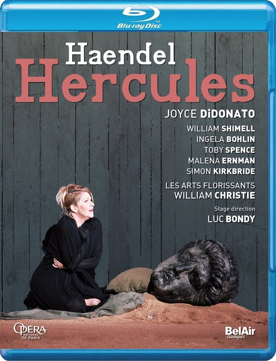 Deluxe Haendel: Hercules Blu-ray Fresno Mall