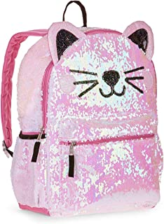 Best justice sparkle cat backpack Reviews