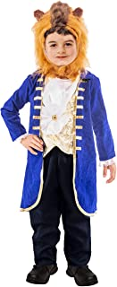 YuDanae Prince Dress Up Costume Cosplay Pretend Play Halloween Party for Toddlers Kids Boys Aged 3-12