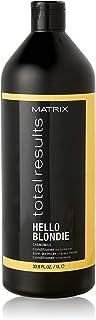 Matrix Total Results Hello Blondie Conditioner for Unisex - 33.8 oz Conditioner, 1 Liters