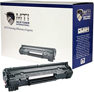 MICR Toner International Compatible Magnetic Ink Cartridge Replacement for HP 78A CE278A LaserJet Pro P1606 P1566