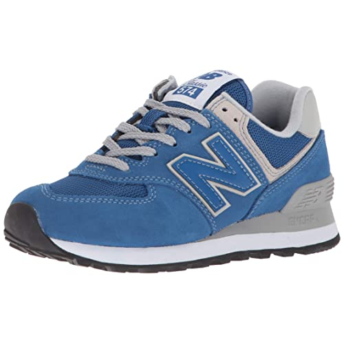 13cd025d688a2 New Balance 574 Blue: Amazon.com