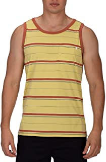 Men's Dri-fit Harvey Stripe Tank Top