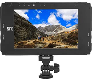 Video Camera Monitor, Fine Workmanship Scene Monitor, Stable Performance for Battery Operating Options Firmware Upgrade Qu...