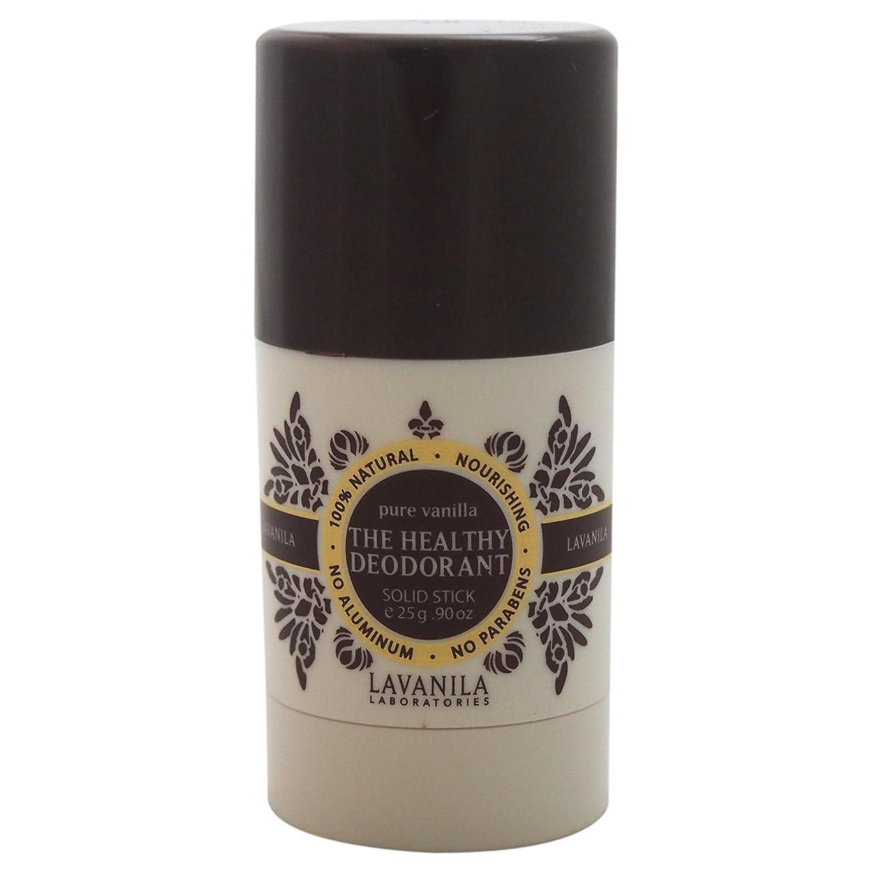 批判するパンダ廃止Lavanila The Healthy Deodorant Pure Vanilla Mini (並行輸入品) [並行輸入品]