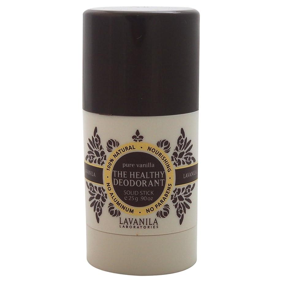 著者以内ににじみ出るLavanila The Healthy Deodorant Pure Vanilla Mini (並行輸入品) [並行輸入品]
