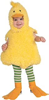 Rubie's Costume Cuddly Jungle Quackie Duck Romper Costume