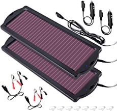 Best solar battery charger caravan Reviews
