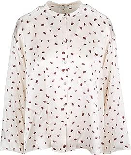 Luxury Fashion | Vince Womens V618712213281 White Blouse | Autumn-Winter 19