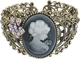 Best carved cameo bracelet Reviews