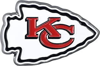 FANMATS 22572 Emblem (Kansas City Chiefs)