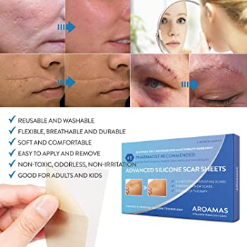 Explore Silicone Gel Sheets For Scars Amazon Com