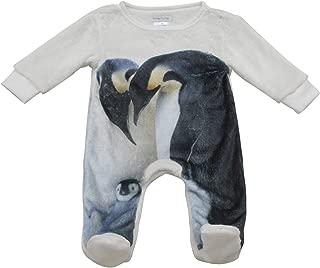 Pitter Patter Penguin Hooded Fleece Sleeper 41126