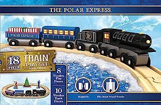 MasterPieces The Polar Express Train Play Set, 42077