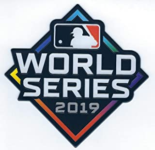 world series patch