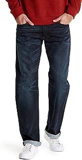 Diesel Larkee Men's Regular Straight Denim Jeans R823I Dark Wash 34