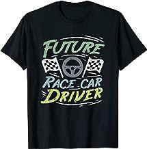 Race Car Driver Kids Racing Driver Gifts T-Shirt