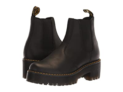 Dr. Martens Rometty Sanguine (Black Wyoming) Women