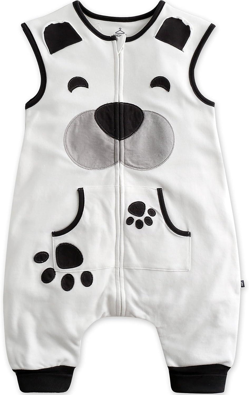 VAENAIT BABY 1-7Y Toddler Kids 100/% Cotton Cotton Boys Wearable Star Animals Dino Blanket Sleeper