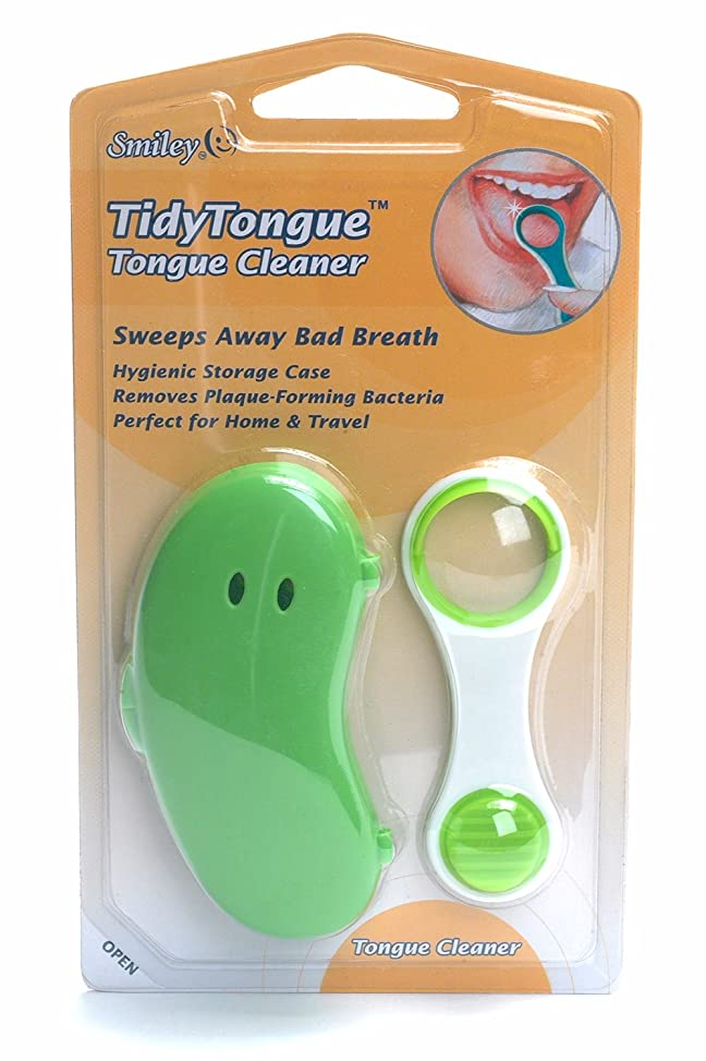 Smiley TON Tidy Tongue Cleaner Assorted Colors