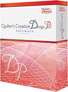 Quilter's Creative Design PRO software