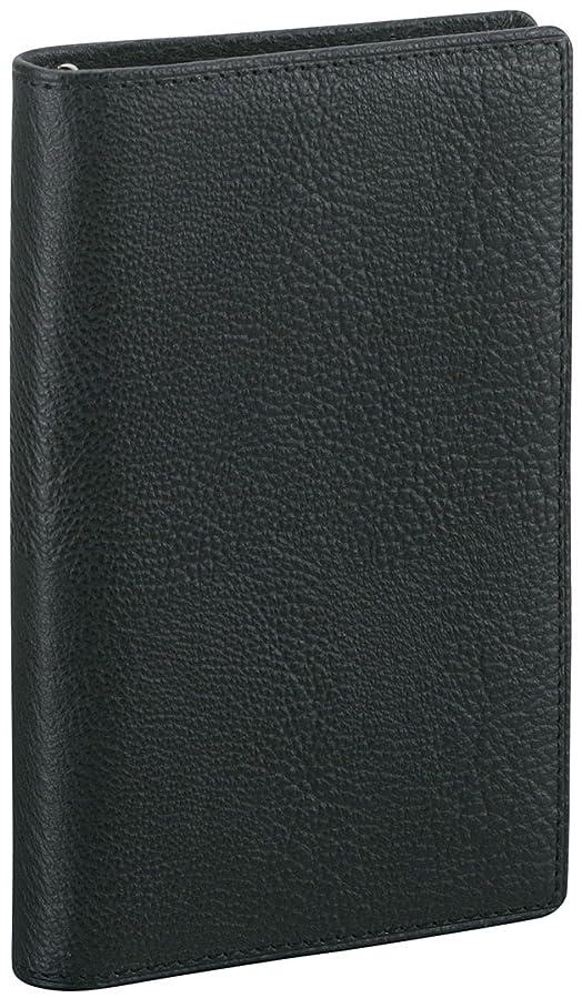 代数的ファセット送料レイメイ藤井 システム手帳 キーワード スリム ポケット ブラック JWP5003B