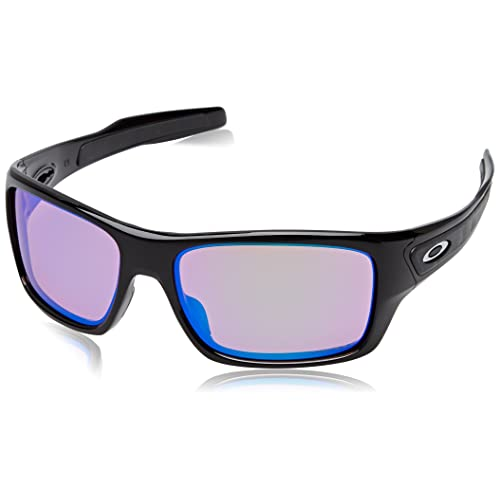 b00bca6e66d Oakley Men s Turbine Polarized Rectangular Sunglasses