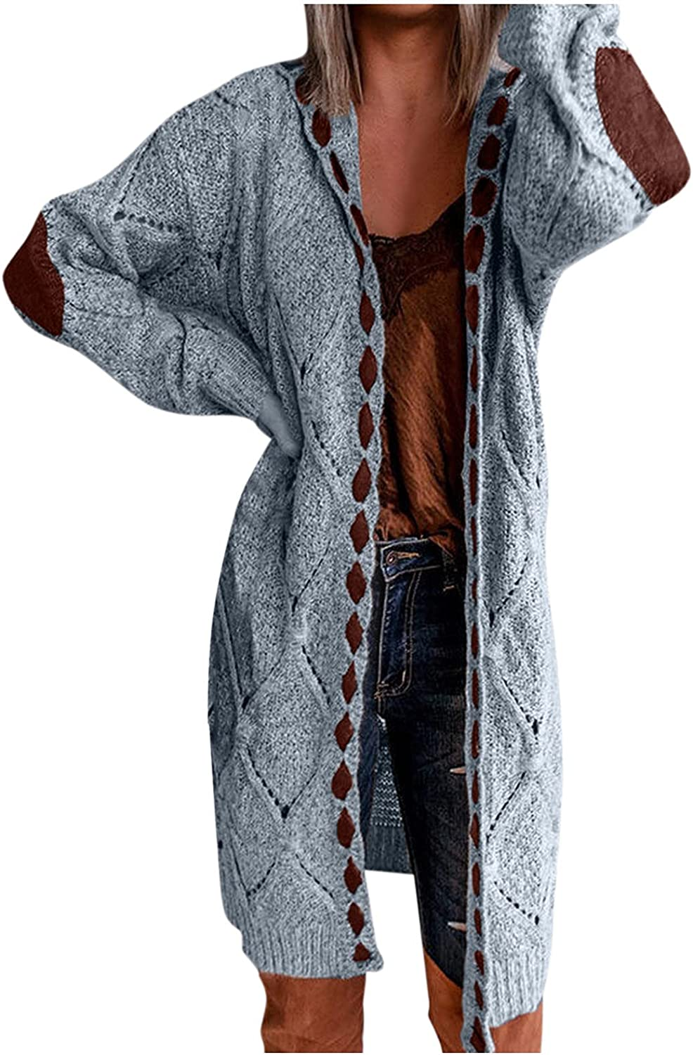 Fall Cardigan Sweaters for Women Sleeve All items in the store Long Lightweight K Regular discount Cable