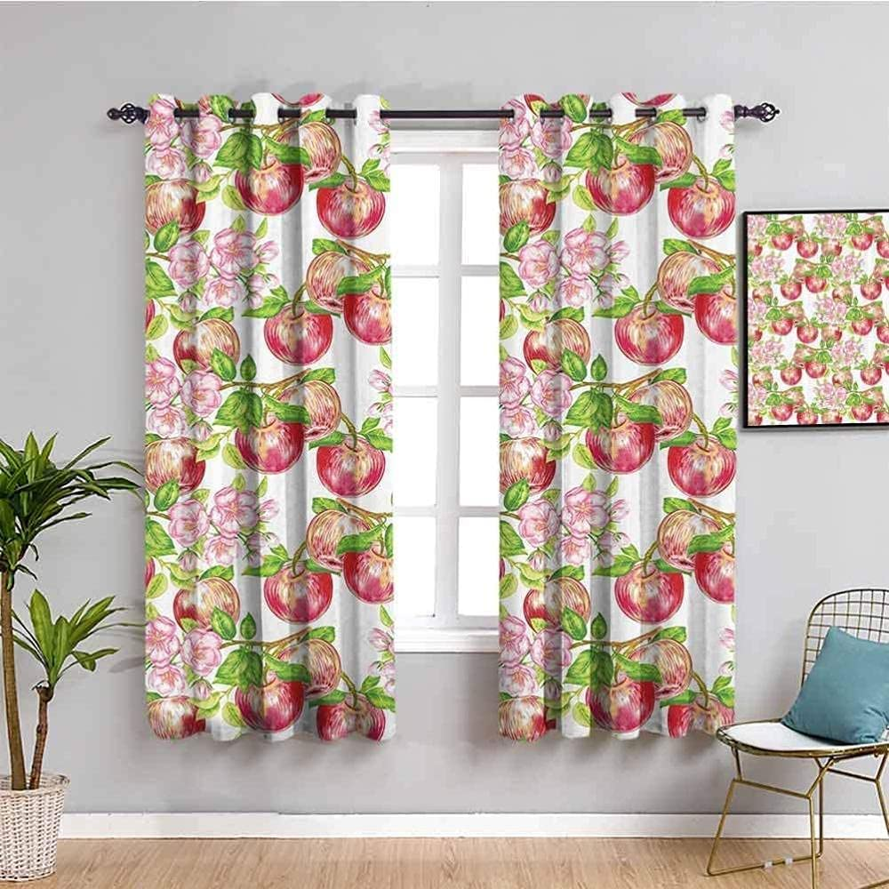 JYDFC New products world's highest quality sold out popular Blackout Curtains for Bedroom No Kids Insulation Thermal -