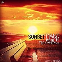 Sunset Piano Beach Relaxing Music
