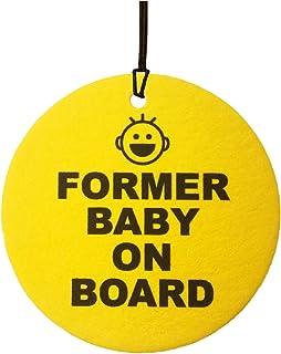 Former Baby On Board Car Air Freshener