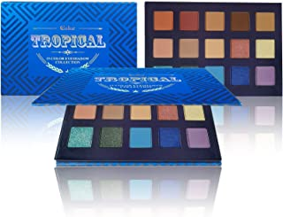 Tropical 15 Color Eyeshadow Palette