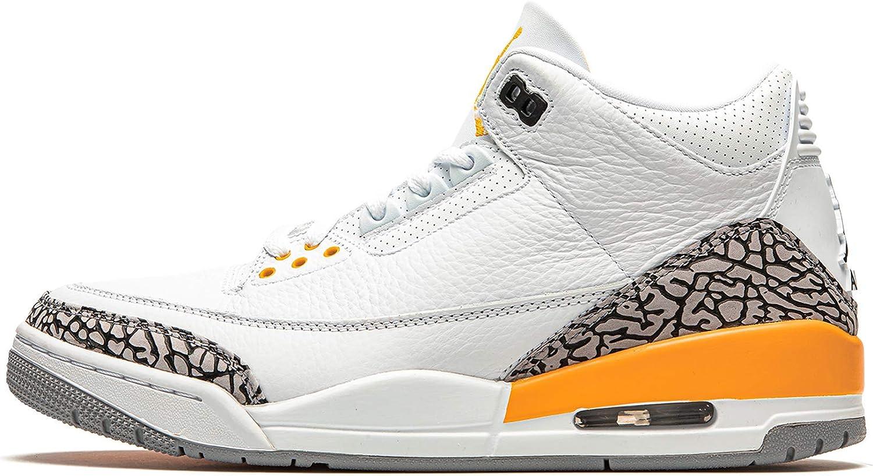 Jordan cheap Women's Shoes Nike Air CK9246-108 Retro Orange 3 Laser Popular product