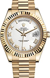 Day-Date II 2 President Yellow Gold Watch 218238