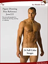 Art Models Jesse222: Figure Drawing Pose Reference (Art Models Poses) (English Edition)