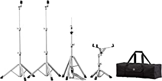 Yamaha HW-3 Crosstown Advanced Lightweight Aluminum Drum Hardware Package with Carrying Bag