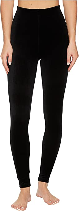 Commando - Perfect Control Velvet Leggings SLG05