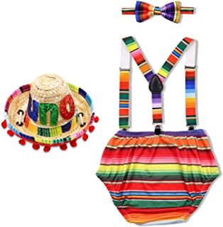 Best baby boy mexican outfit Reviews