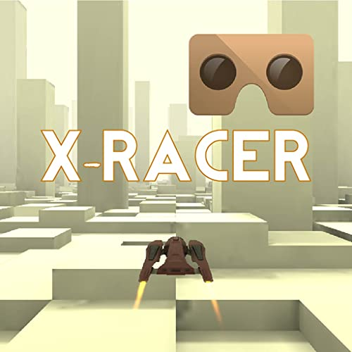 VR X-Racer - Aero Racing Game in virtual reality