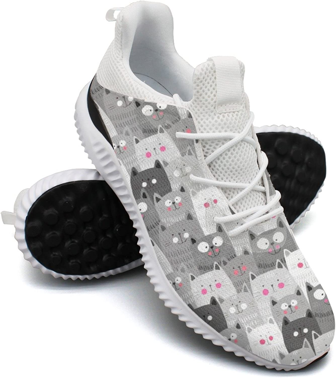 Large Cats Leisure Design Running shoes Womens Net Cool Gift