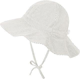 سنشرى ستار طفل بنات قبعات الشمس طفل رضيع واسعة حافة شاطئ الصيف القبعات لطيف طفل قبعة الشمس للبنين البنات