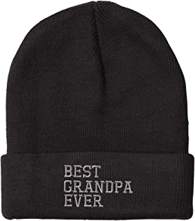 Custom Text Embroidered Worlds Best Registered Nurse Acrylic Beanie Skully Hat