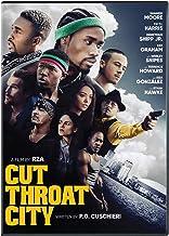 Cut Throat City [DVD]
