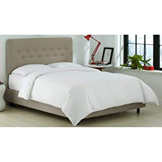 Keele Upholstered Standard Bed