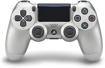 Sony CUH-ZCT2G 15 DUALSHOCK4 wireless controller, Silver