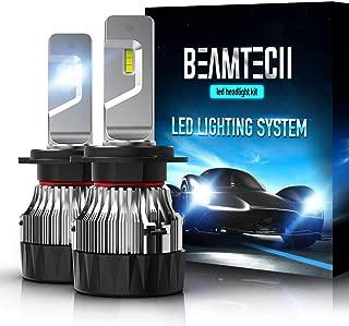 Best 2 sided led headlight bulb orientation Reviews