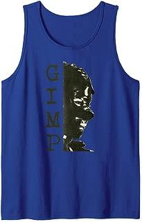 Vintage Gimp Costume BDSM Latex Gimp Suit Rubber Gimp Mask Tank Top
