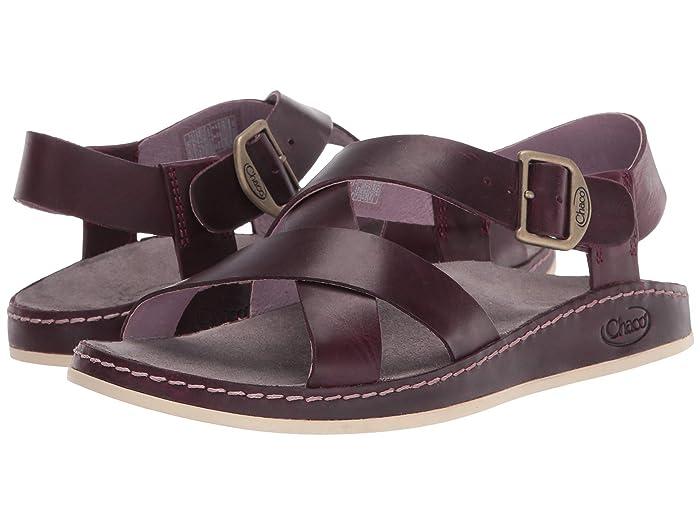 Chaco  Wayfarer (Fig) Womens Sandals