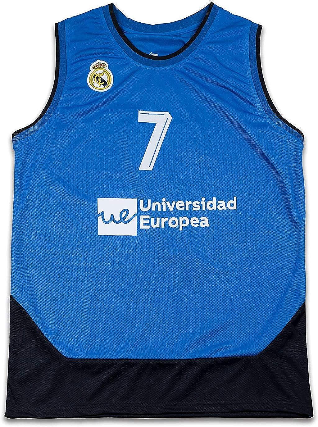 Luka Doncic Stitch Euro Max 77% OFF Basketball Half Patch Finally popular brand XS-6 Jersey League