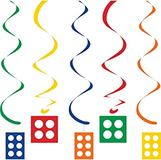 مجموعة زينة متدلية ديزي دانجلرز من كرياتيف كونفيرتينغ، اشكال متنوعة مع مجموعة من الفواصل 5 قطع، مقاس 39 انش، متعددة الالوان